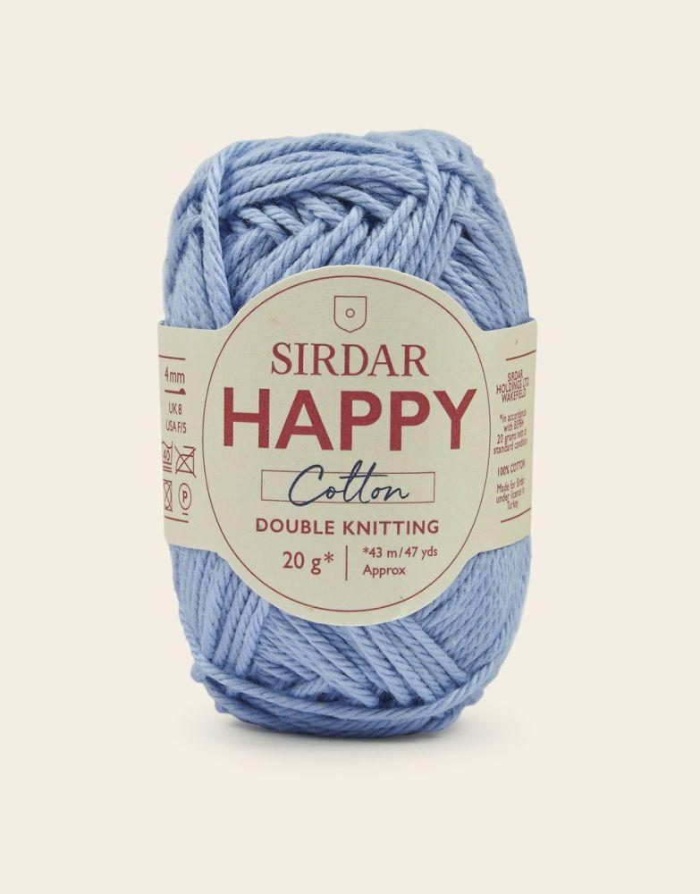Sirdar Happy Cotton - Tea Time
