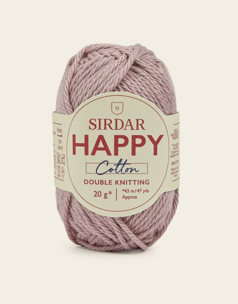 Sirdar Happy Cotton - Sulk