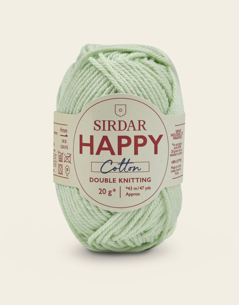 Sirdar Happy Cotton - Squeaky
