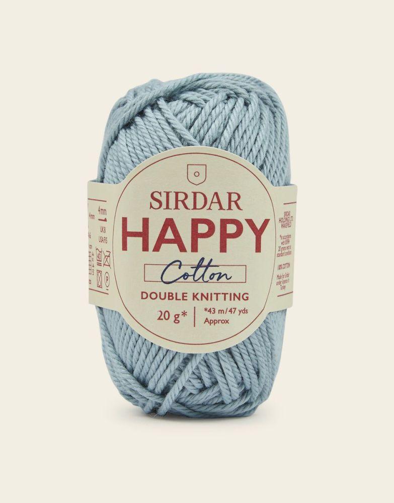 Sirdar Happy Cotton - Splash