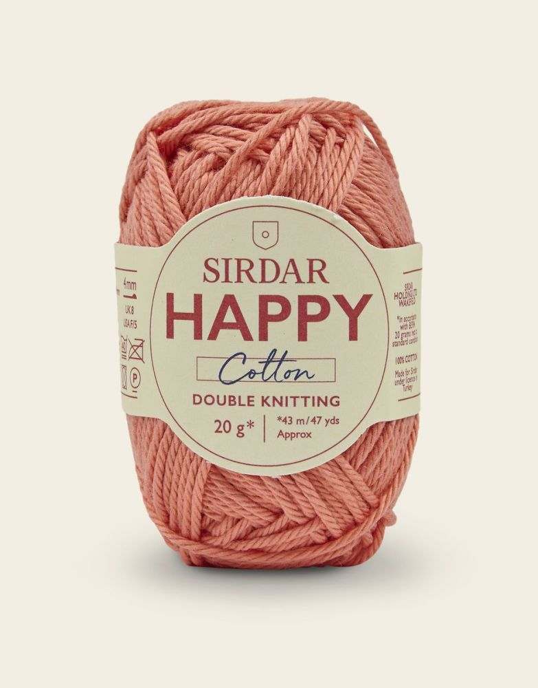 Sirdar Happy Cotton - Sorbet