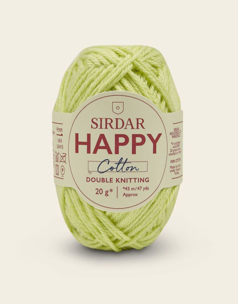 Sirdar Happy Cotton - Sherbert