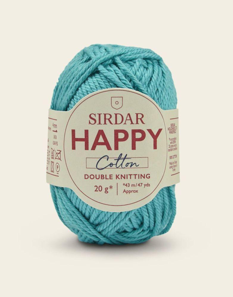 Sirdar Happy Cotton - Seaside