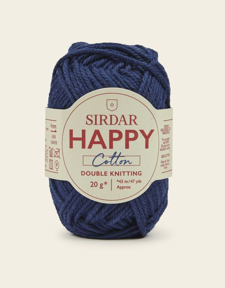 Sirdar Happy Cotton - School Days