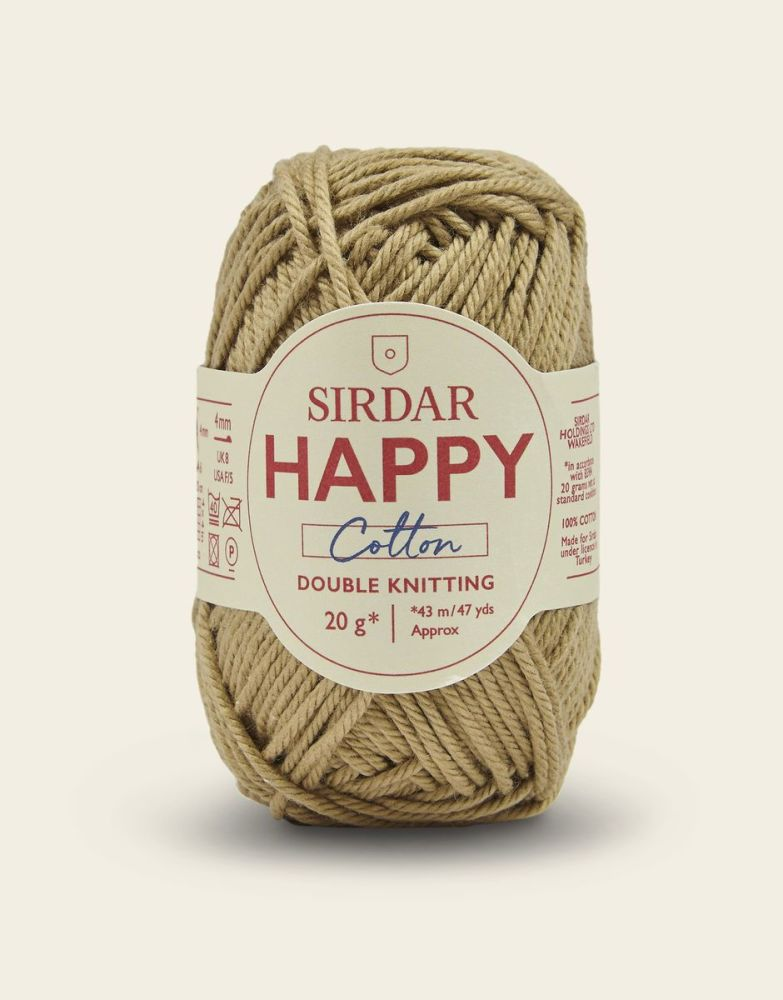 Sirdar Happy Cotton - Safari