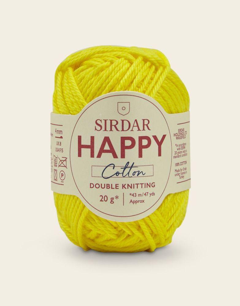 Sirdar Happy Cotton - Quack