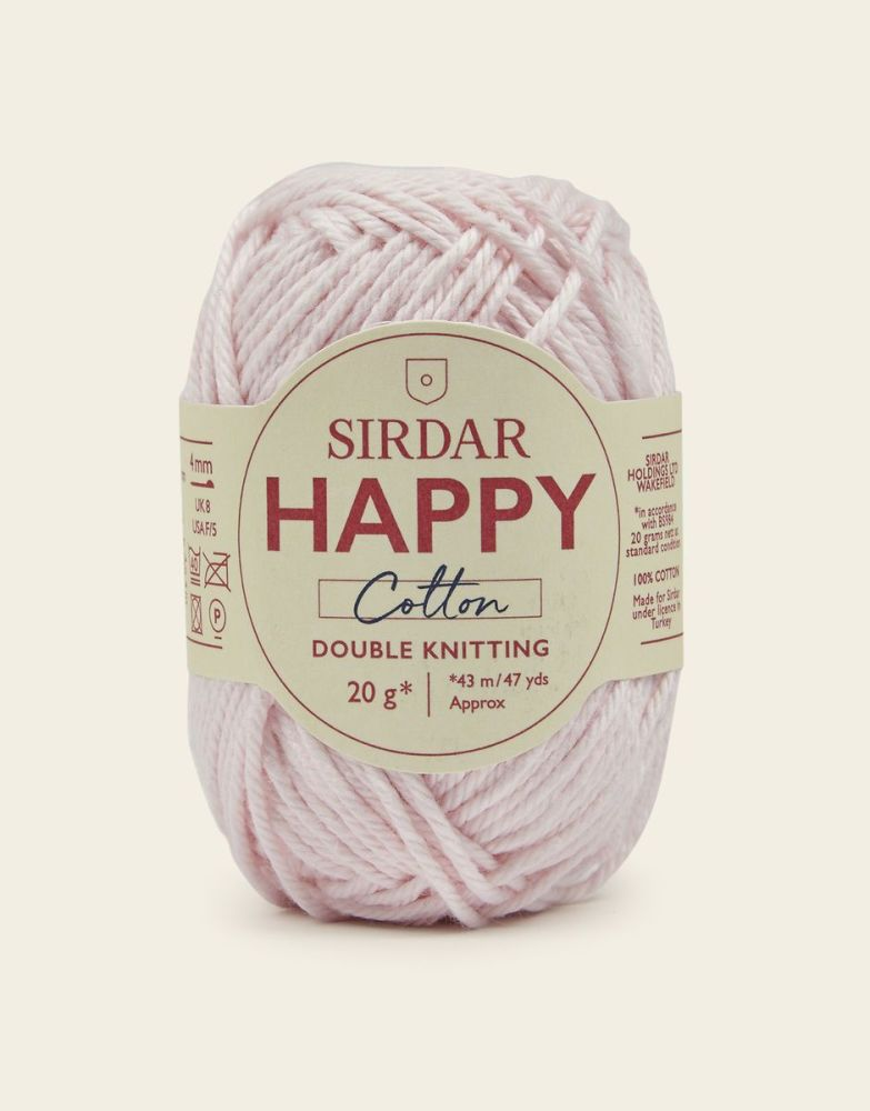 Sirdar Happy Cotton - Puff