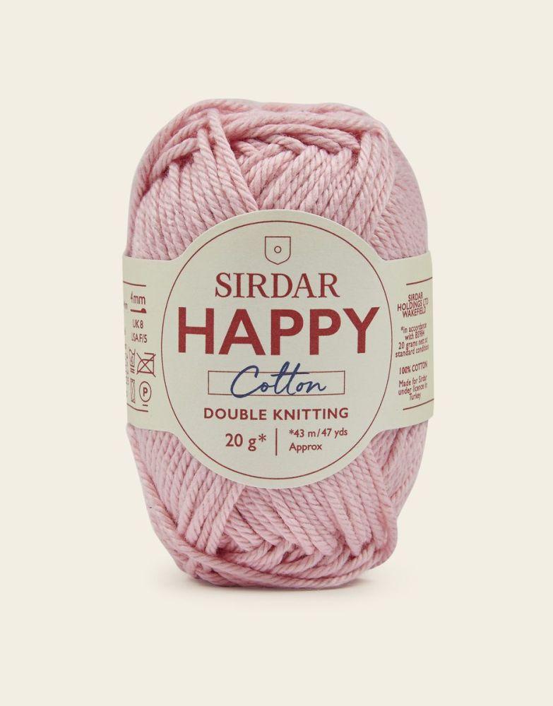 Sirdar Happy Cotton - Piggy