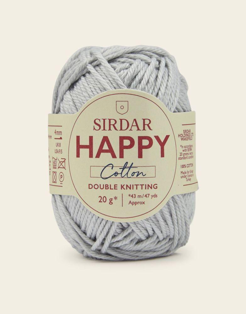 Sirdar Happy Cotton - Moonbeam