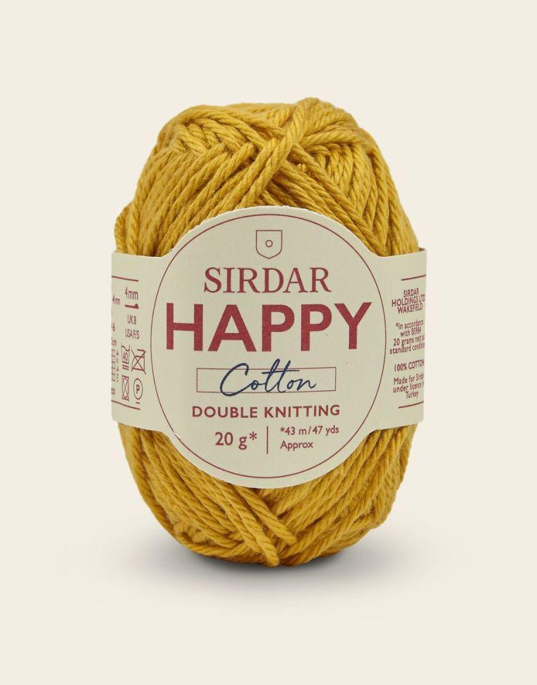 Sirdar Happy Cotton - Melon