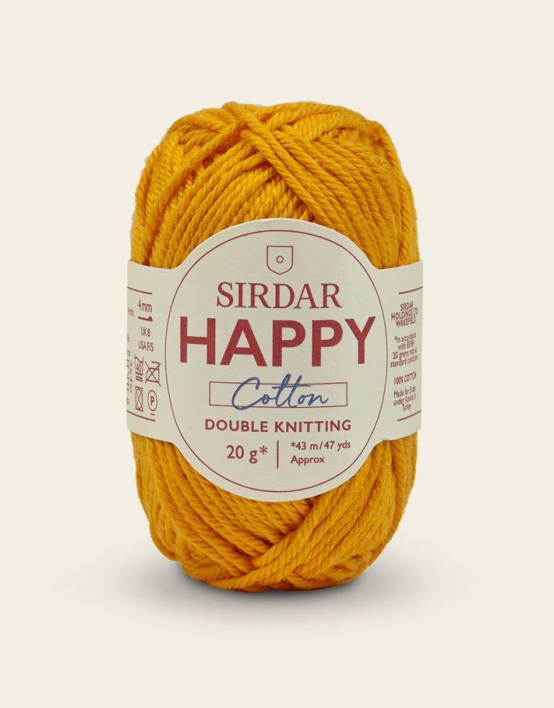 Sirdar Happy Cotton - Juicy