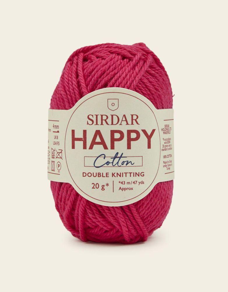 Sirdar Happy Cotton - Jammy