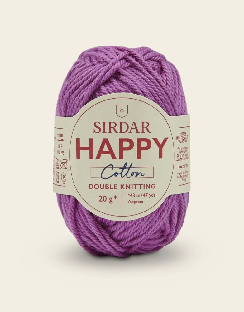 Sirdar Happy Cotton - Giggle