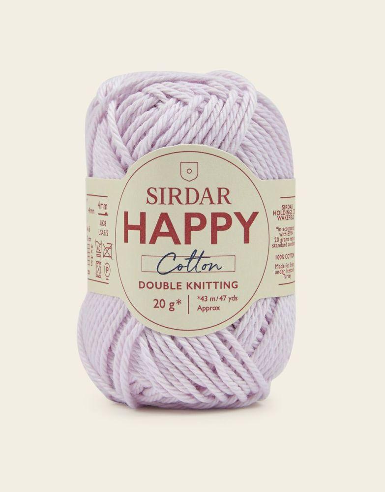 Sirdar Happy Cotton - Frilly