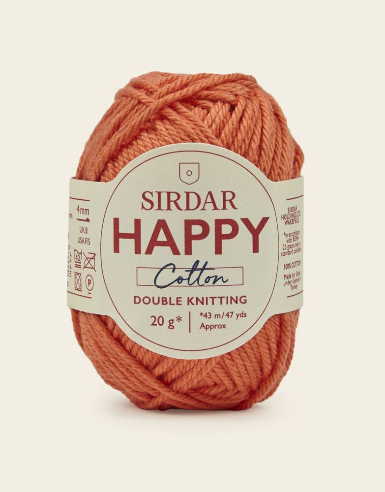 Sirdar Happy Cotton - Freckle