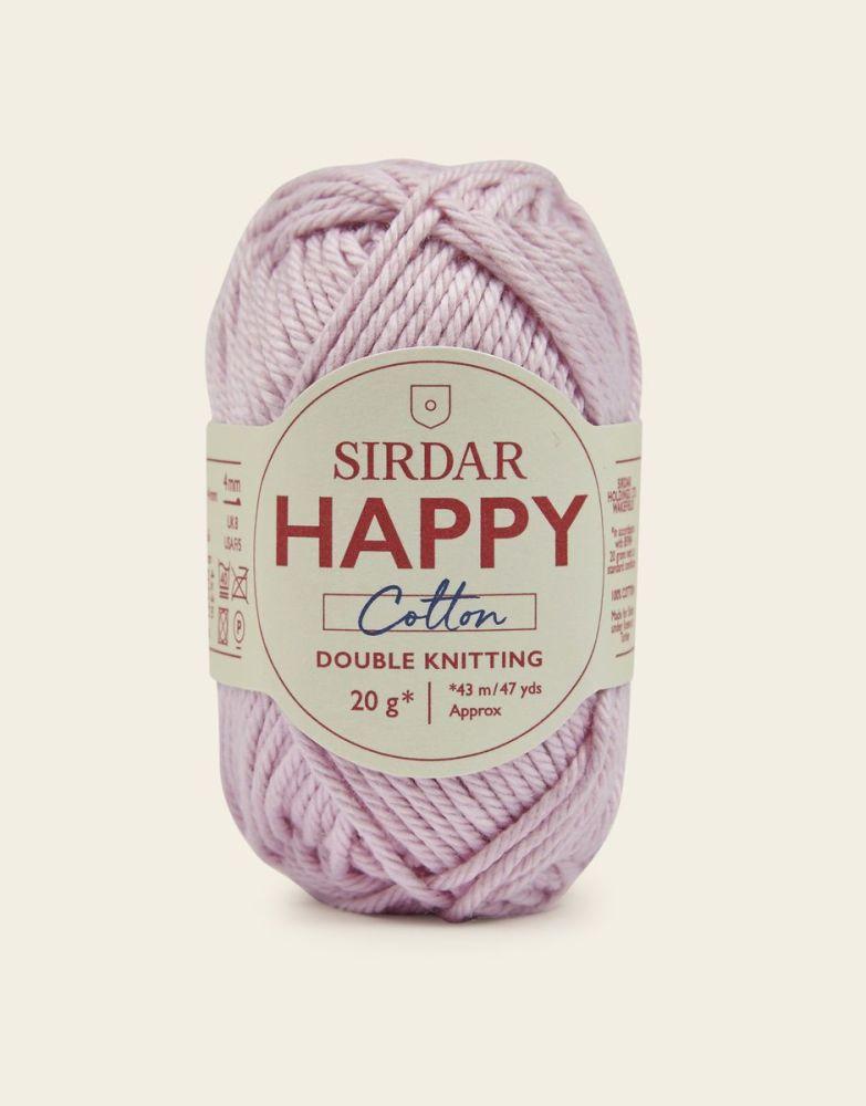 Sirdar Happy Cotton - Flamingo