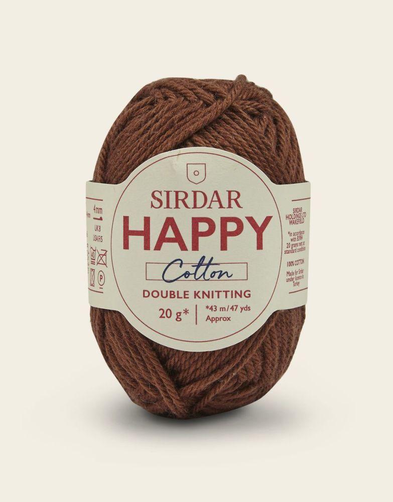 Sirdar Happy Cotton - Cookie