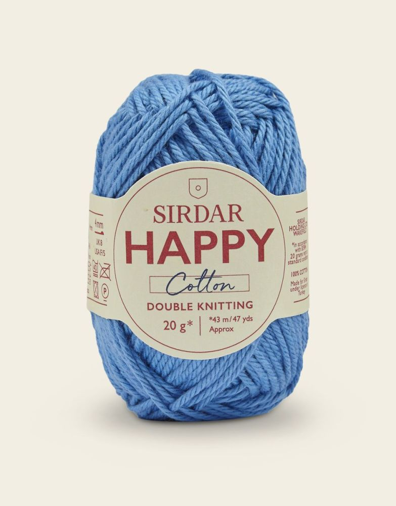 Sirdar Happy Cotton - Bunting