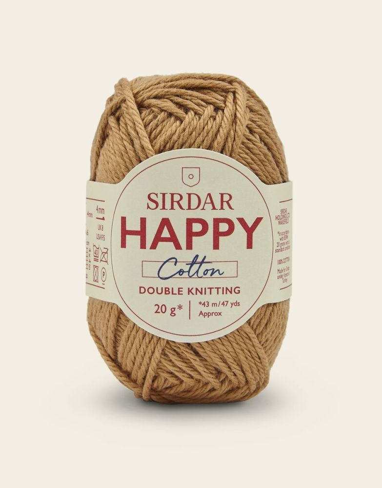 Sirdar Happy Cotton - Biscuit