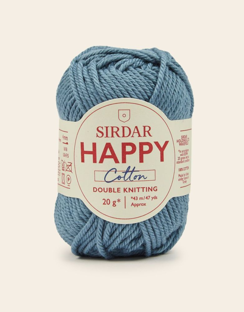 Sirdar Happy Cotton - Beach Hut