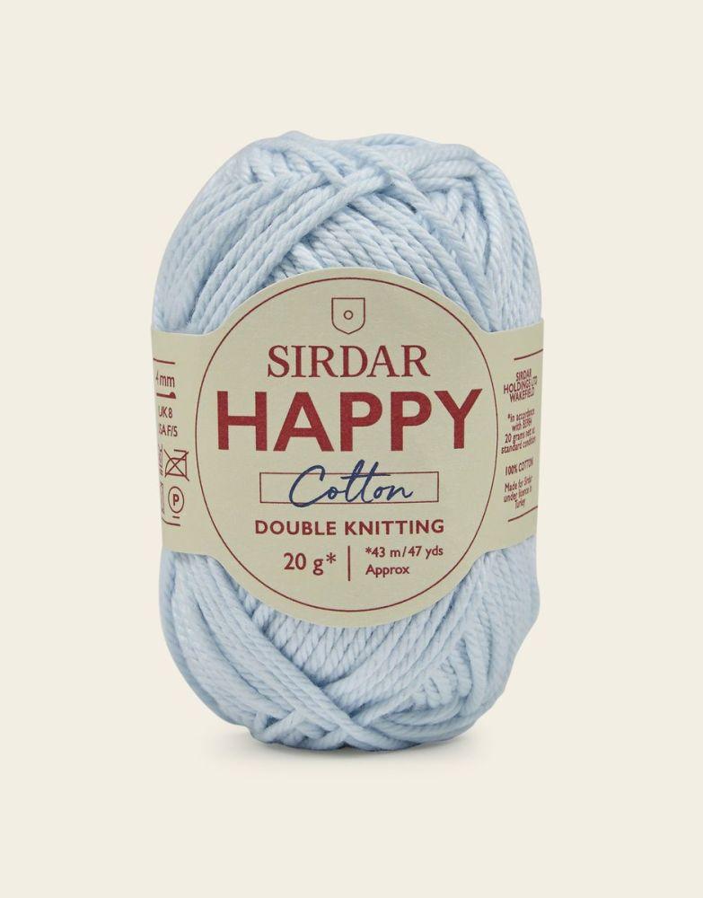 Sirdar Happy Cotton - Bath Time