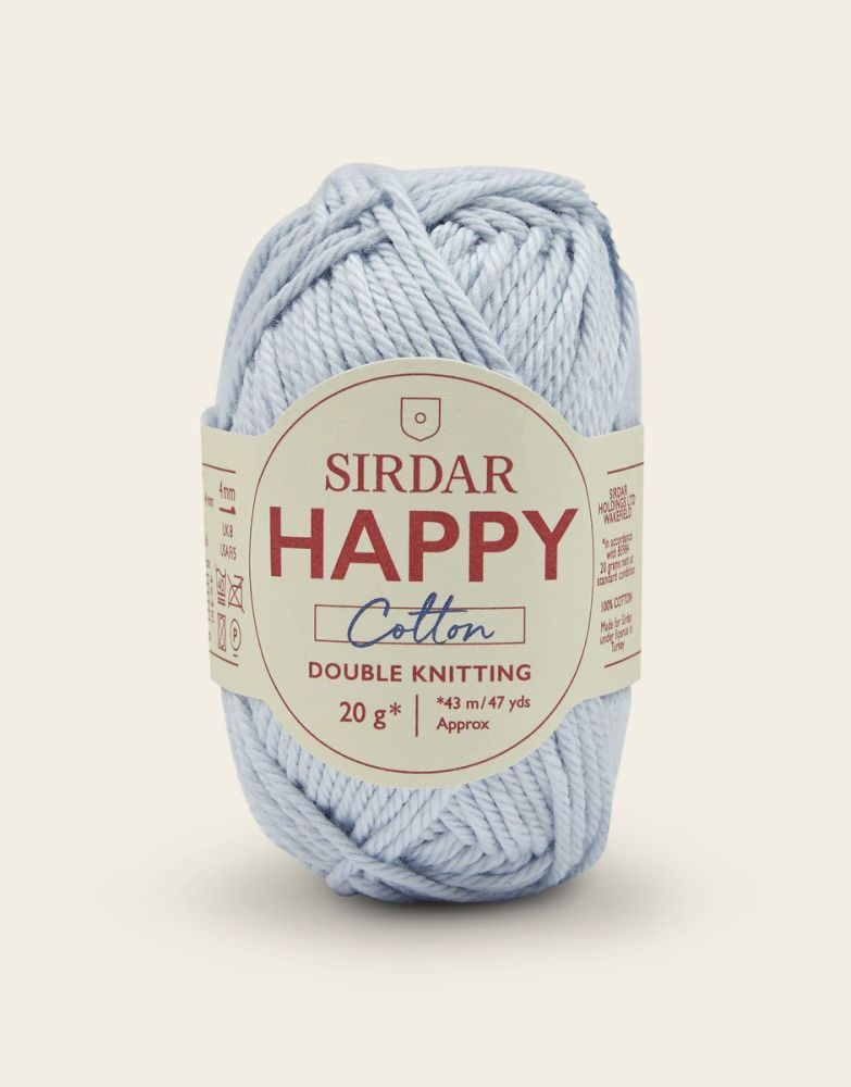 Sirdar Happy Cotton - Angel