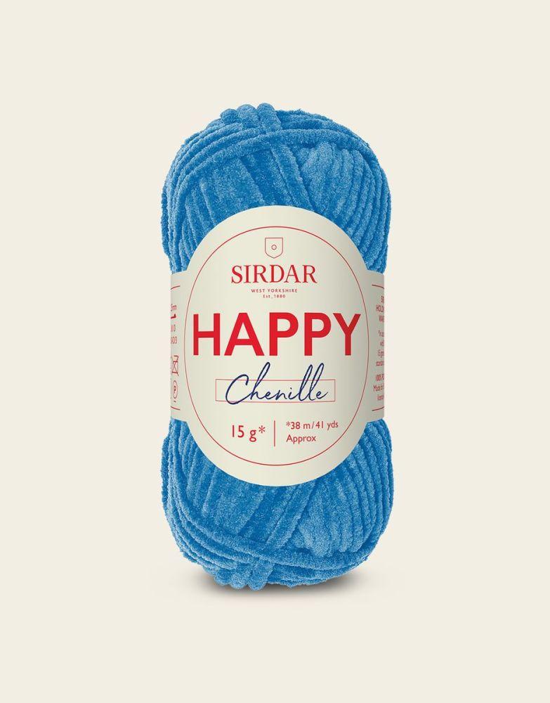 Sirdar Happy Chenille - Splash