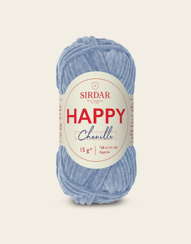 Sirdar Happy Chenille - Twinkle