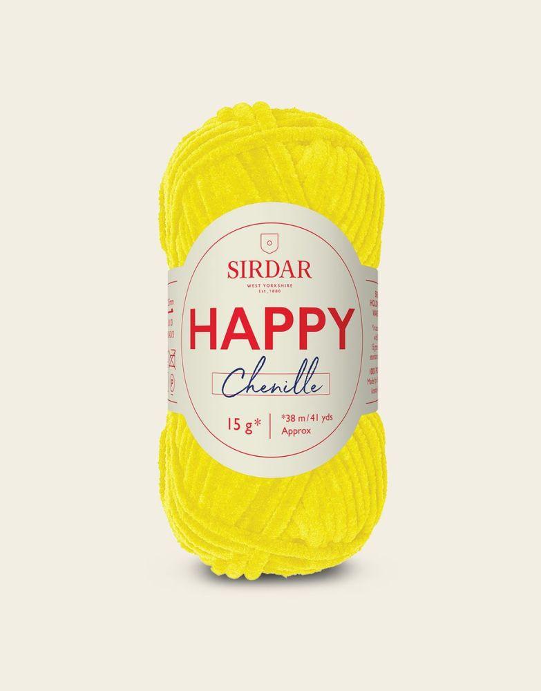 Sirdar Happy Chenille - Sparkler