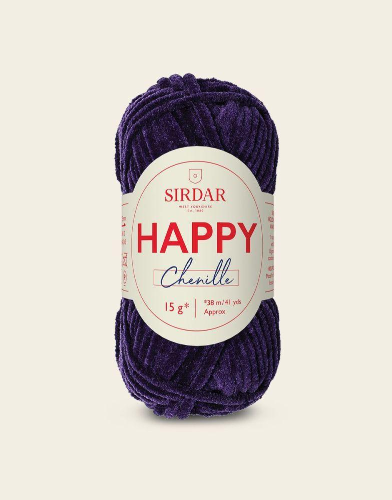 Sirdar Happy Chenille - Queenie