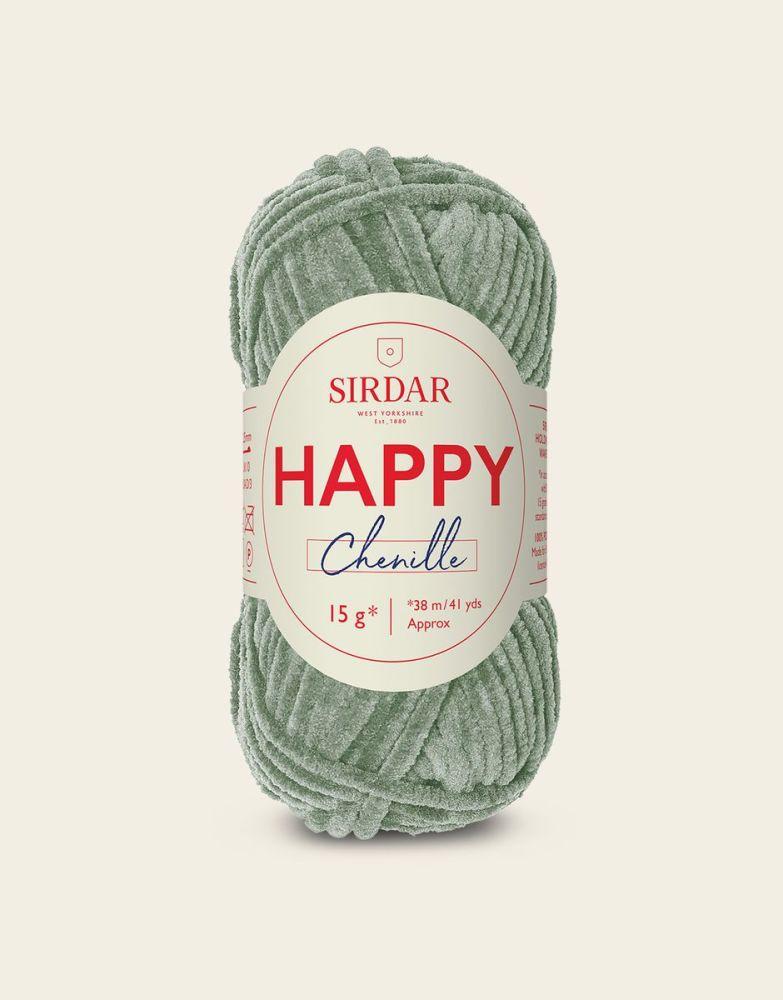 Sirdar Happy Chenille - Mossy