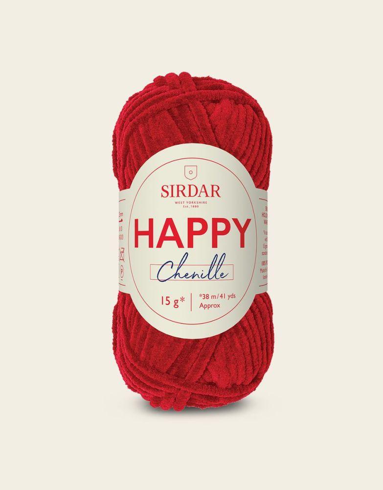 Sirdar Happy Chenille - Lollipop