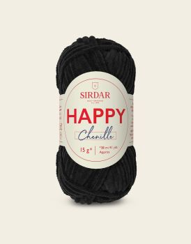 Sirdar Happy Chenille - Ink Spot