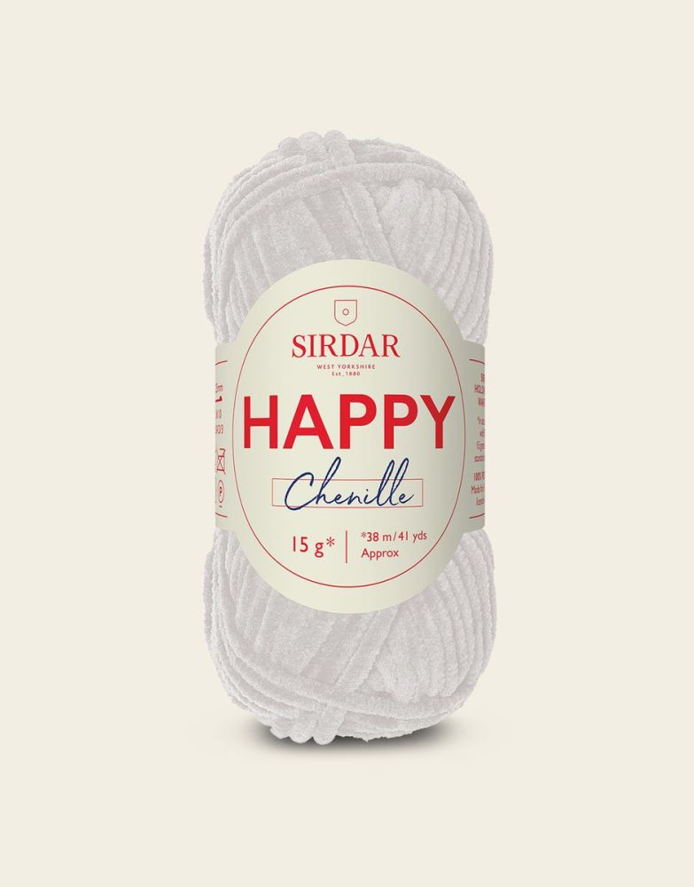 Sirdar Happy Chenille - Fluffy