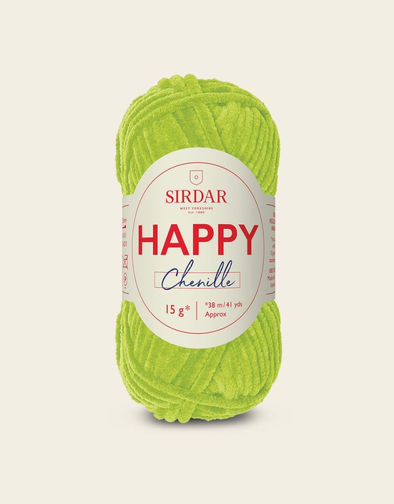 Sirdar Happy Chenille - Fizzy