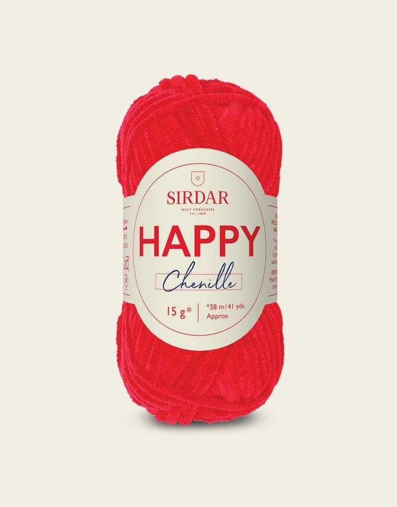 Sirdar Happy Chenille - Firework