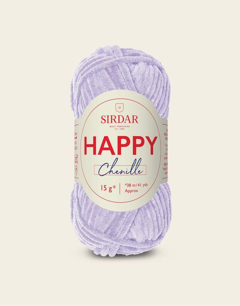 Sirdar Happy Chenille - Fairy Dust
