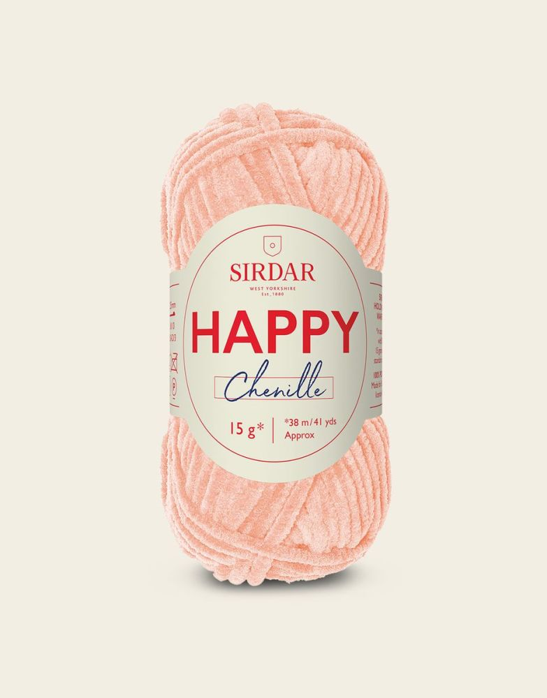 Sirdar Happy Chenille - Cheeky
