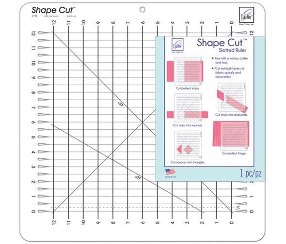 Quilt As You Go - Shape Cut JT-796