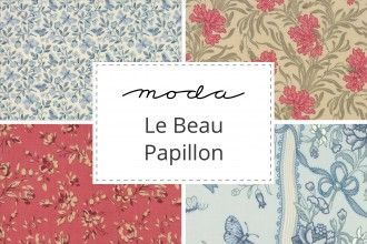 Moda Le Beau Papillon French General
