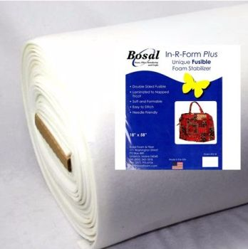 Single sided fusible Bosal