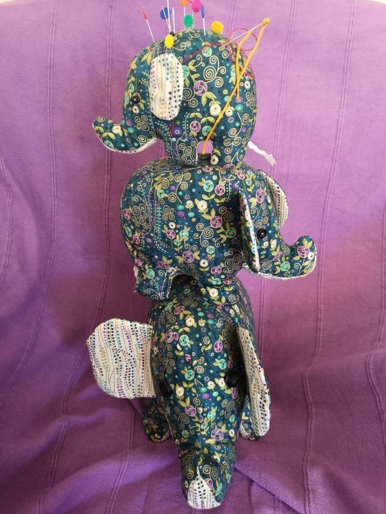 'A Memory of Elephants' Pattern