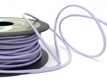 Safisa 2.4mm Lilac Thick Cord Elastic