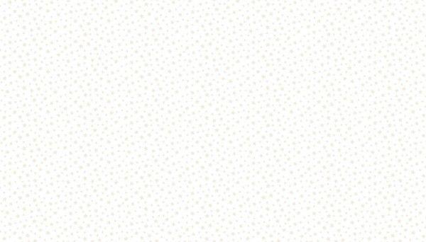 Makower 306/W1 Star White on White