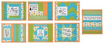 Quilt As You Go - Inspirational Mug Mats - Daily Mews