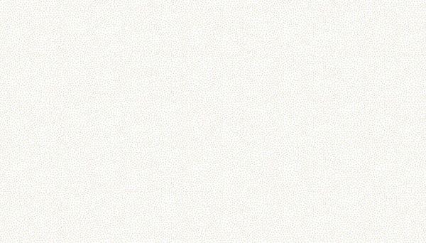 Makower 302/W1 mini dot White on White