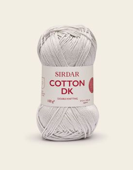 Sirdar - Cotton DK - 100g - 541 Mother of Pearl