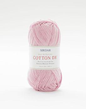 Sirdar - Cotton DK - 100g - 526 Blossom