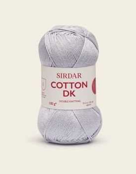 Sirdar - Cotton DK - 100g - 520 Moonlight Walk
