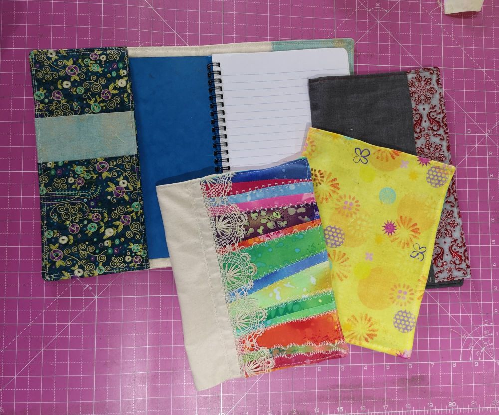 Book Cover Pattern